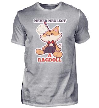 Never Neglet A Ragdoll Fuchs Geschenk