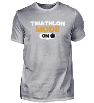 Triathlon Sport Spaß Wettkampf Geschenk