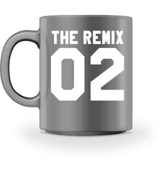 Remix Vater Sohn Partnerlook Tasse