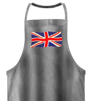 Flag of the United Kingdom grungy 2