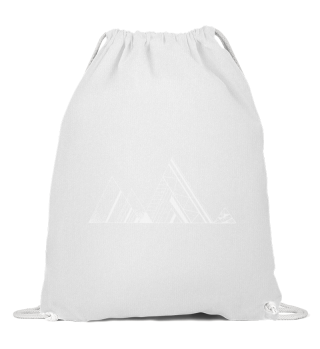 THREE MOUNTAINS GYMBAG