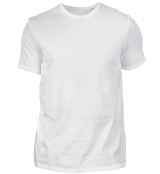 Home is where my Cat is Katze
