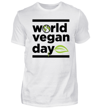 World Vegan Day Gift Idea 1.11.