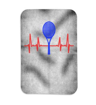 tennis heart beat tennis racket racket l