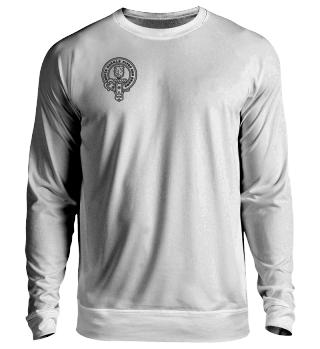 Sweatshirt - schwarzes Logo - Piper