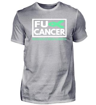 Fck Cancer Shirt gallbladder cancer