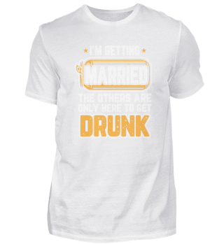I´m Getting Married The Others Get Drunk