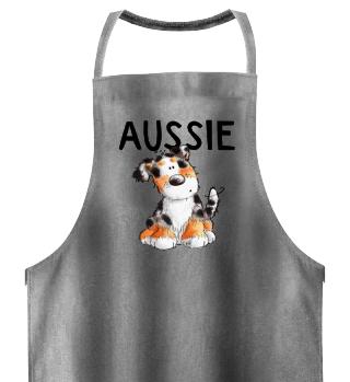 Cute Aussie I Australian Shepherd Hund