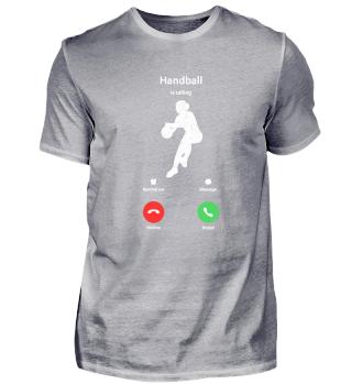 Handball is calling