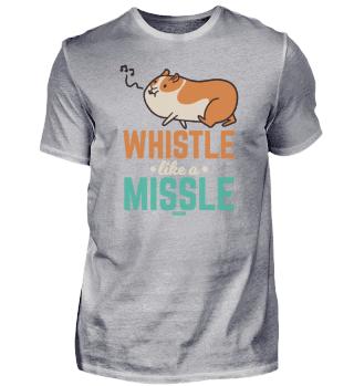 whistling hamster