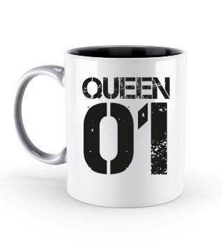 Queen Mama Familie Kaffeetasse