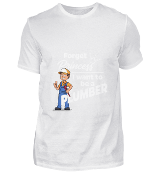 D001-0209A Proud Plumber Klempner - Forg