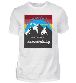 Mountains are calling Samerberg