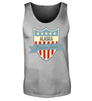 Herren Tank Top Alaska Ramirez