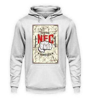 NFC Schild Unisex Hoodie