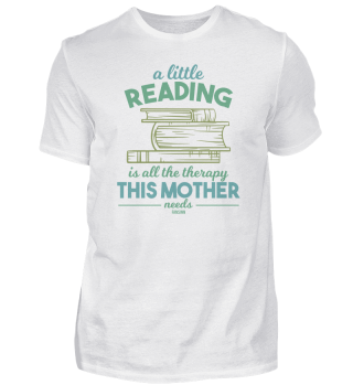 Mother read book therapy