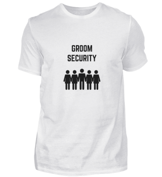 Groom Security Bachelor Party