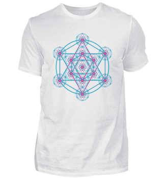 Metatron Sacred Geometry DMT Type