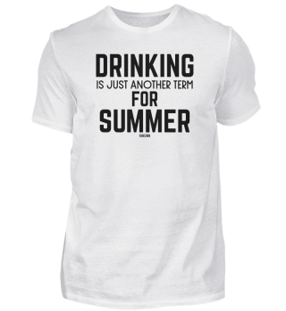 Summer alcohol Holiday Party Gift