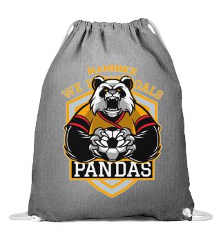 Gymsack Pandas Ramirez