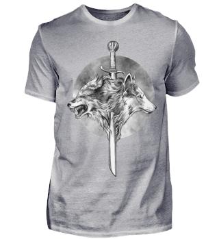 Wolf sword