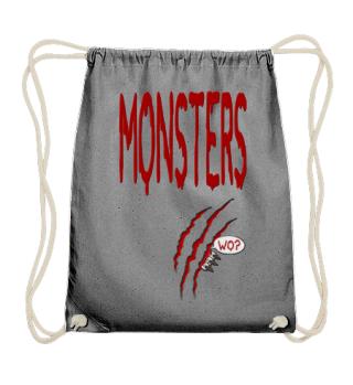 Wo Monsters - Krallenspur