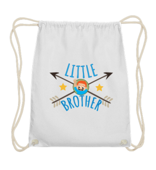 Little Brother Waving - Gift Idea
