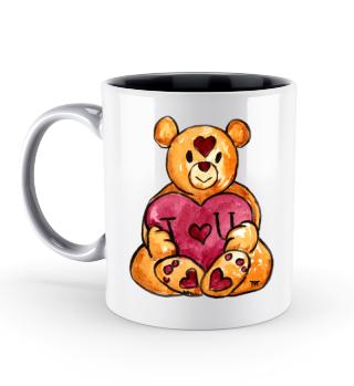 Teddy Valentinstag Geschenk idee