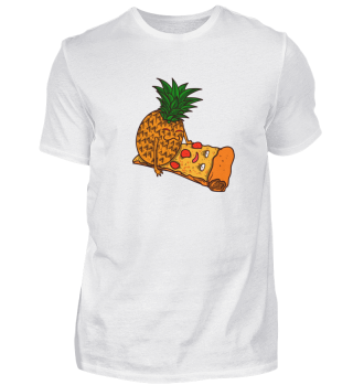 Pizza Hawaii Ananas Sex Geschenk