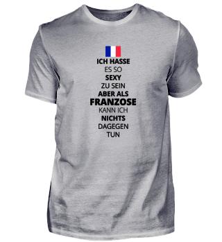 Sexy sein, Franzose Frankreich FR