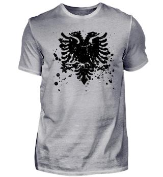 Albanien Flagge Albanian Eagle Albania
