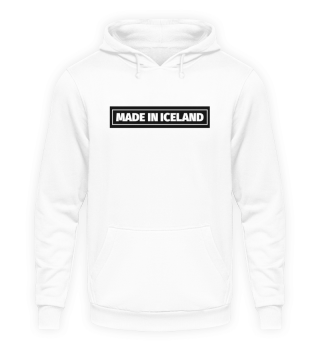 Iceland Funny Made in Iceland