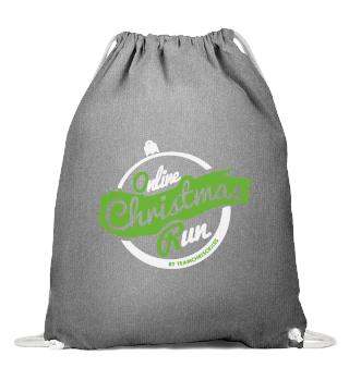 Online Christmas Run Gymbag