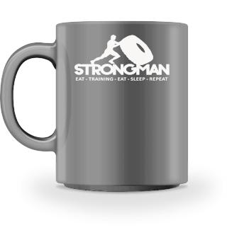 ★ Strongman Wheel Flip - Daily Routine 2