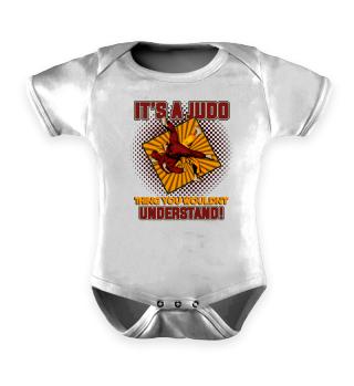 It's a Judo thing Gift idea Judoka