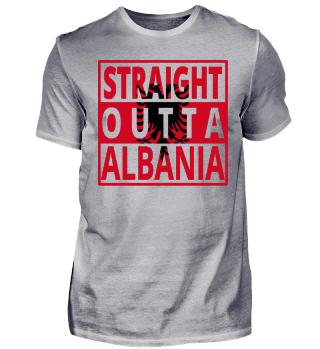 Straight Outta Albania Albanien