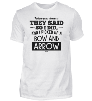 Archery Archer Arrow