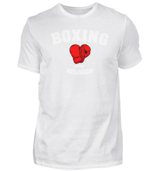 Boxing is my religion