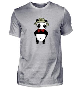 Panda rot Pfadfinder ger m