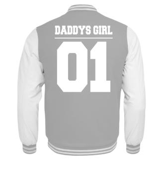 Daddys Girl Vater Tochter Collegejacke