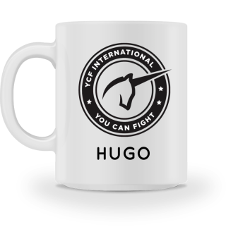 YCF Coffee Cup With YOUR Name