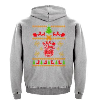 UGLY CHRISTMAS DESIGN - STRICKMUSTER #7.16