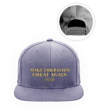 Make liberalism great again - Cap