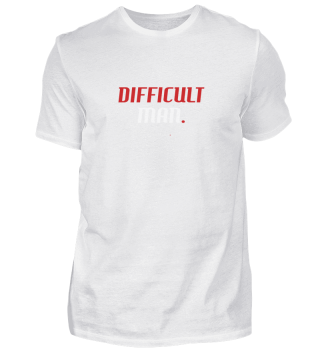 DIFFICULT MAN by Stellabek