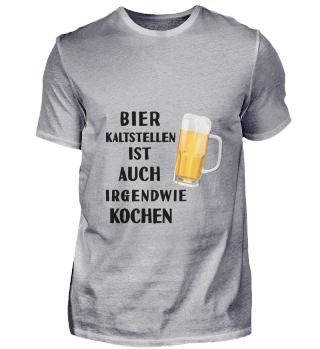 D010-0358B Bier kaltstellen ist wie koch