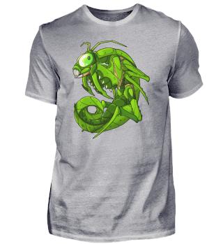 Mantis Monster - Entomology geek