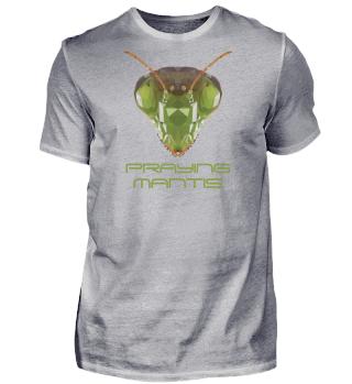 Mantis praying mantis Polygon children