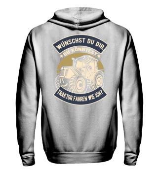 Landwirt · Traktor · Wünschst Du Dir?