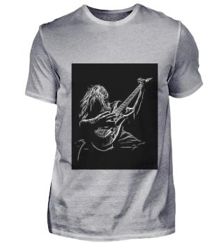 Rock-Heavy Metal-Music-Gift-Men-Guitar