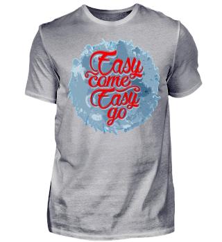 Herren Kurzarm T-Shirt Easy Come Ramirez
